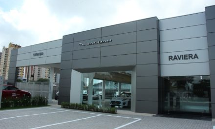 Jaguar Land Rover já tem 40 concessionárias no País