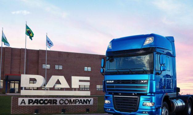 DAF projeta vender o dobro no mercado interno em 2019