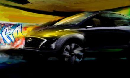 Hyundai: mais um SUV, desta vez elétrico.