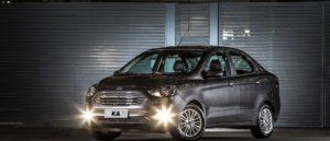 Ford Ka Sedan - Titanium 2019