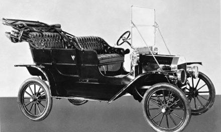 110 anos do lançamento do Ford T