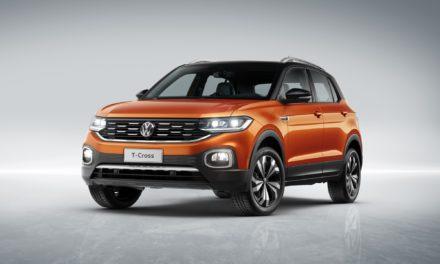 Com T-Cross, VW quer ganhar participação