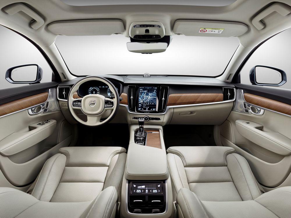 f62848dbd Volvo S90 T8 é o mais novo híbrido do mercado – AutoIndústria