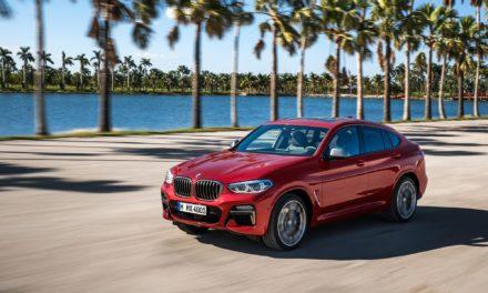 BMW inicia pré-venda do novo X4 e do Mini híbrido