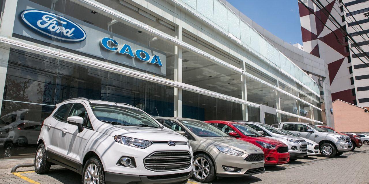 Com 51,4 mil unidades, mercado de automóveis cai 77,7% em abril