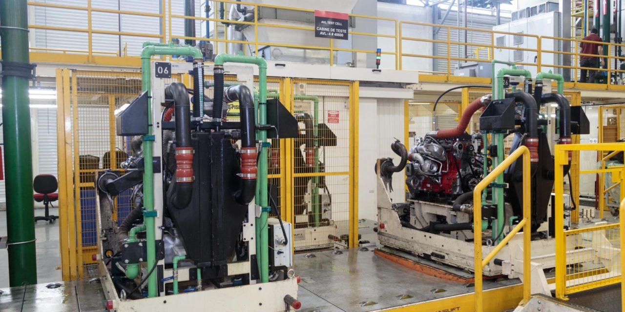 Cummins moderniza a fábrica de Guarulhos
