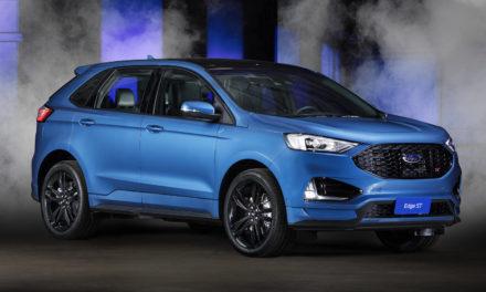 Ford destacará SUVs e picapes no salão