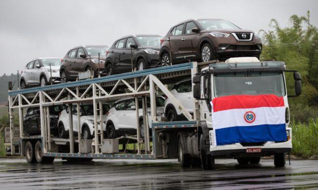 Argentina derruba exportações de veículos em 2018