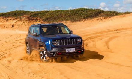Jeep Renagade 2019 ganha conteúdo e é mais barato