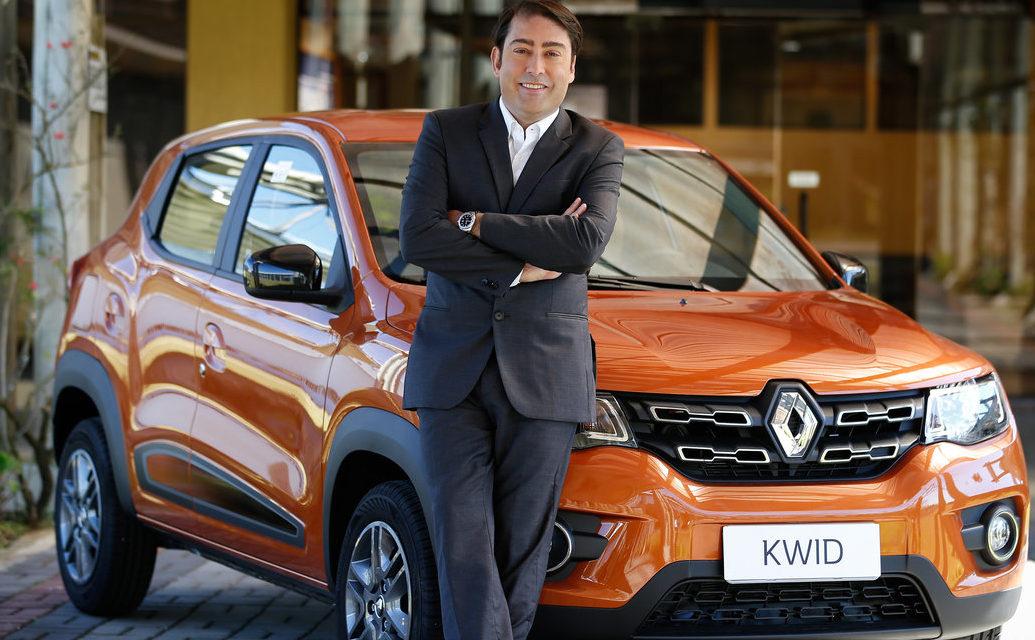 Renault tem novo presidente para a América Latina