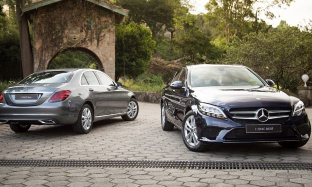 Mercedes está com o bicampeonato dos carros premium nas mãos