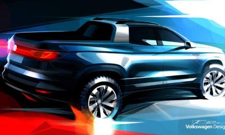 Volkswagen revela conceito de sua nova picape