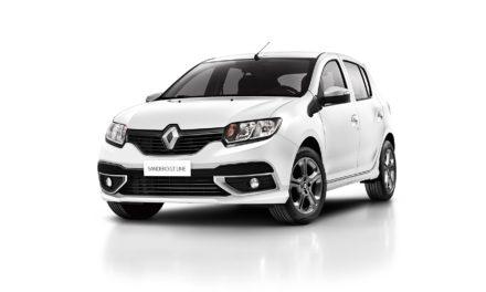 Renault Sandero ganha versão esportiva GT Line