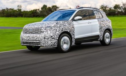 Volkswagen revela detalhes do T-Cross