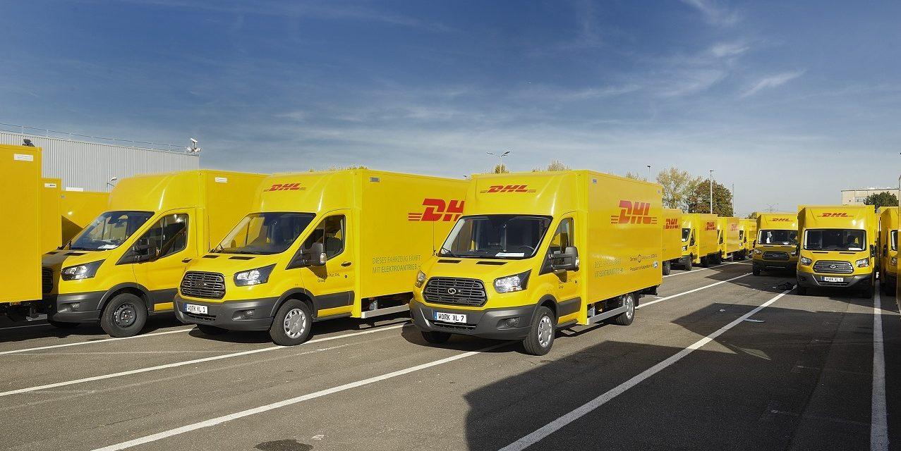 Ford produz van elétrica na Alemanha