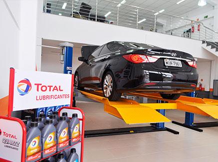 Total entra para o mercado de varejo de combustíveis no Brasil