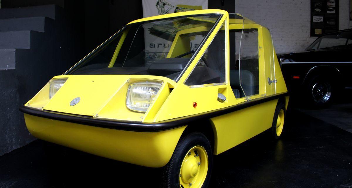 MIAU mostra o primeiro carro-conceito brasileiro