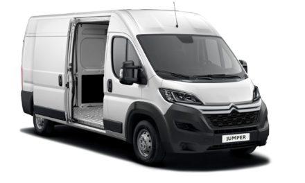 Citroën e Peugeot iniciam as vendas dos novos Jumper e Boxer