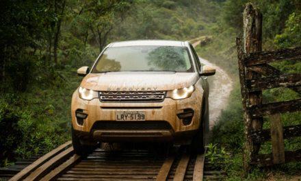 Modelos Land Rover agora com motor flex