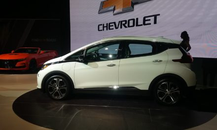 Chevrolet Bolt EV custará R$ 175 mil
