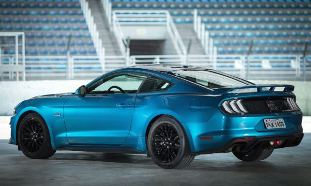 Ford inicia a venda do Mustang 2019