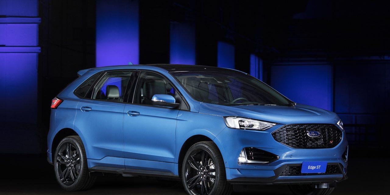 Ford abre pré-venda do Edge ST