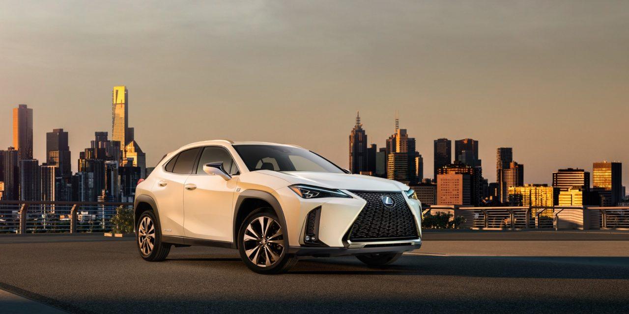 Lexus terá portfólio 100% híbrido no Brasil