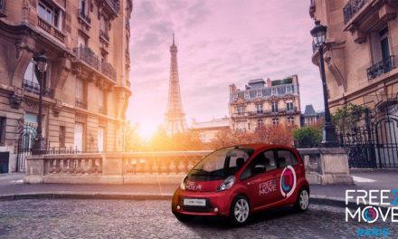 PSA inicia compartilhamento de elétricos em Paris