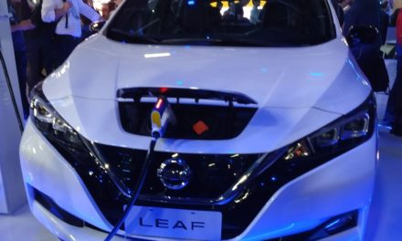 Nissan inicia pré-venda do novo Leaf