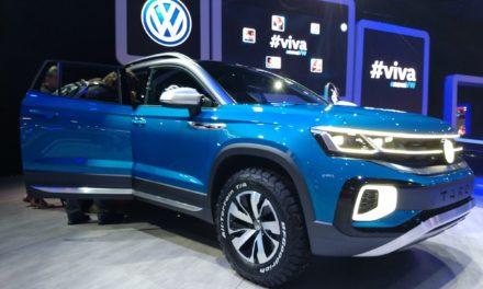 VW prepara estreia no segmento de picapes médias