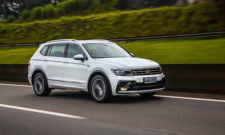 Volkswagen anuncia recall do Tiguan e CC