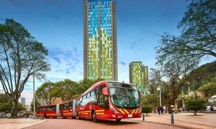 Volvo entregará 700 ônibus para Bogotá