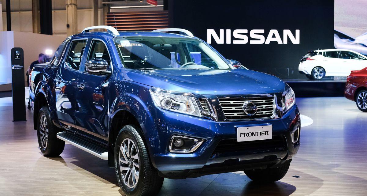 Nissan faz pré-estreia da Frontier 2019