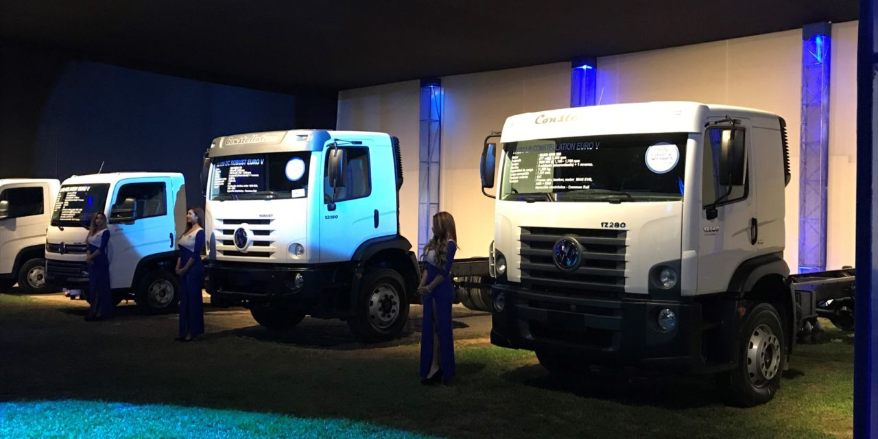 Peru recebe nova família VW Delivery