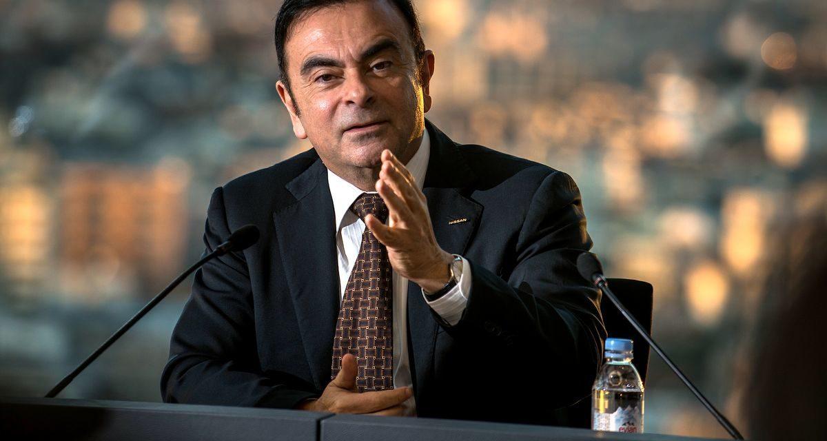 Carlos Ghosn é detido no Japão por suspeita de fraude fiscal
