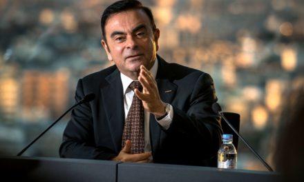 Ghosn renunciou ao comando da Renault, afirmam agências