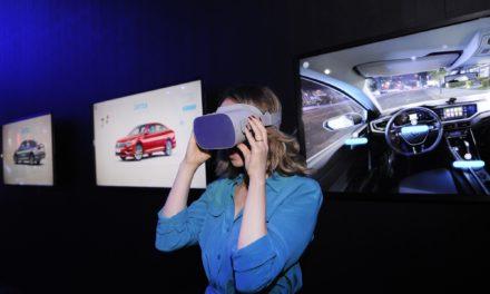 VW inaugura concessionárias mais enxutas e digitalizadas