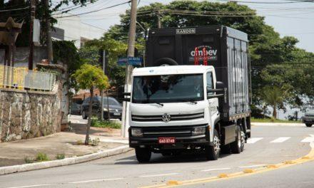 VWCO entrega o primeiro e-Delivery para a Ambev