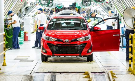 Toyota adia retomada da produção nas fábricas brasileiras