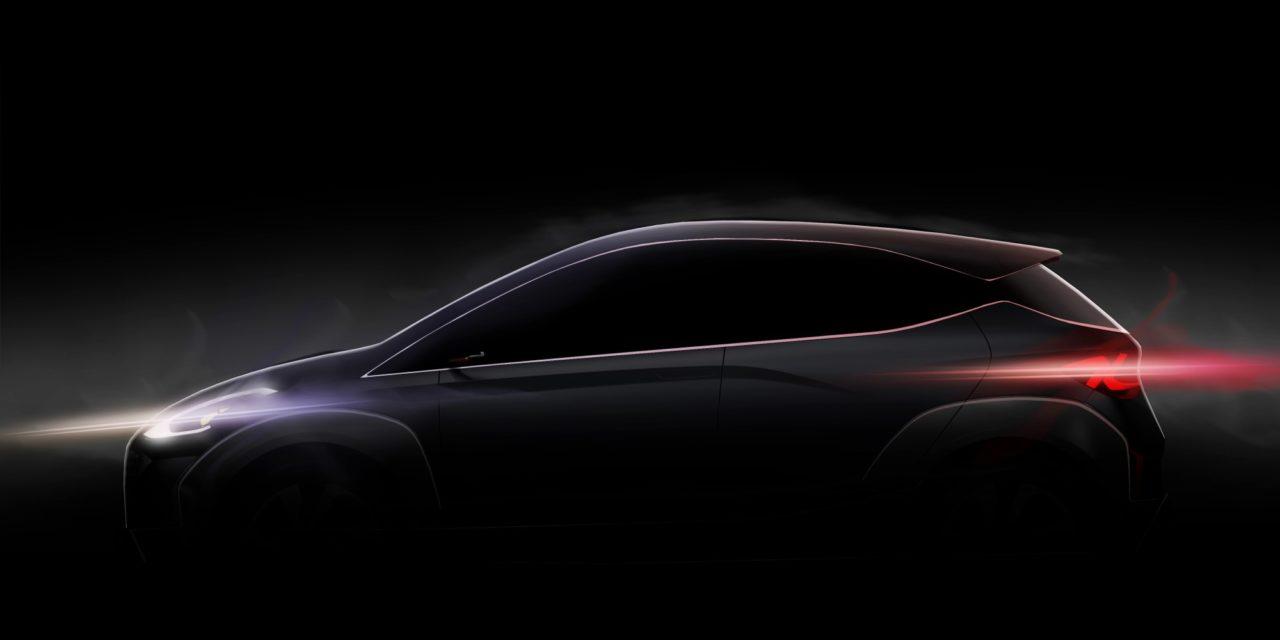 Saga EV, o conceito da Hyundai no Salão do Automóvel