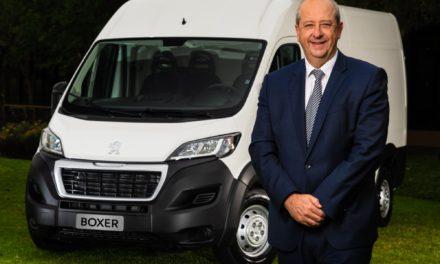Peugeot quer ganhar participação com rentabilidade