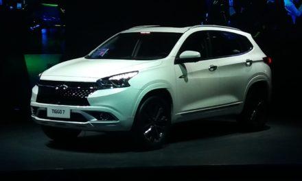 CAOA Chery apresenta três futuros SUVs nacionais
