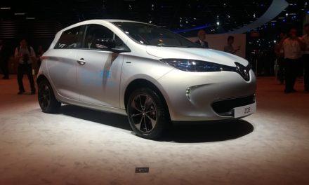Renault Zoe começa a ser vendido para cliente final