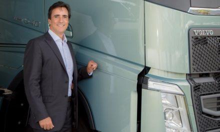 Volvo tem novo diretor comercial