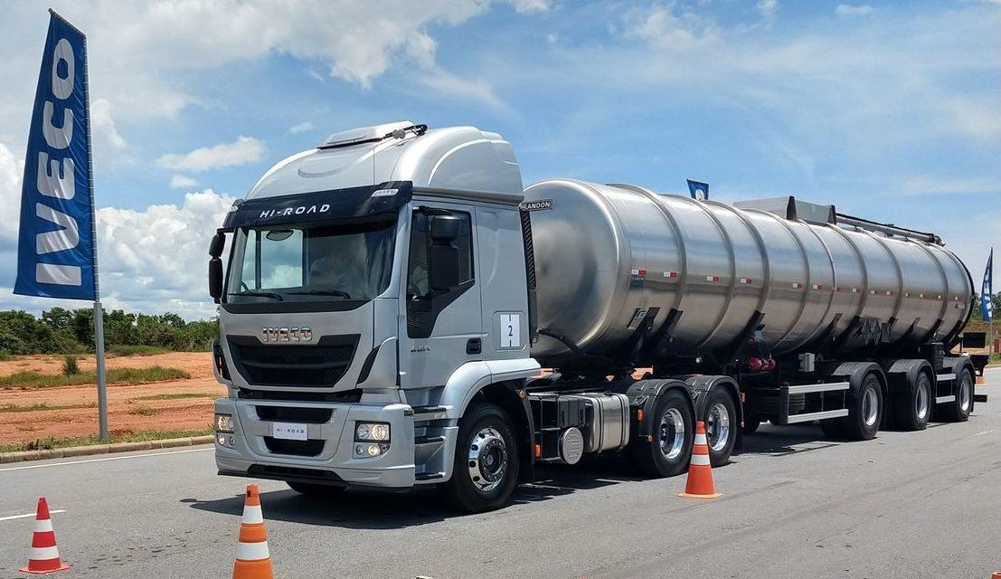 Iveco tem nova família de caminhões pesados