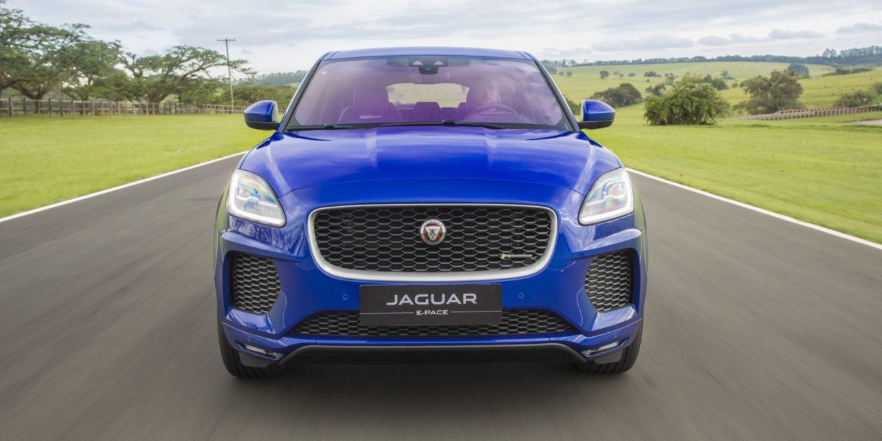 Jaguar E-Pace ganha duas versões movidas a etanol
