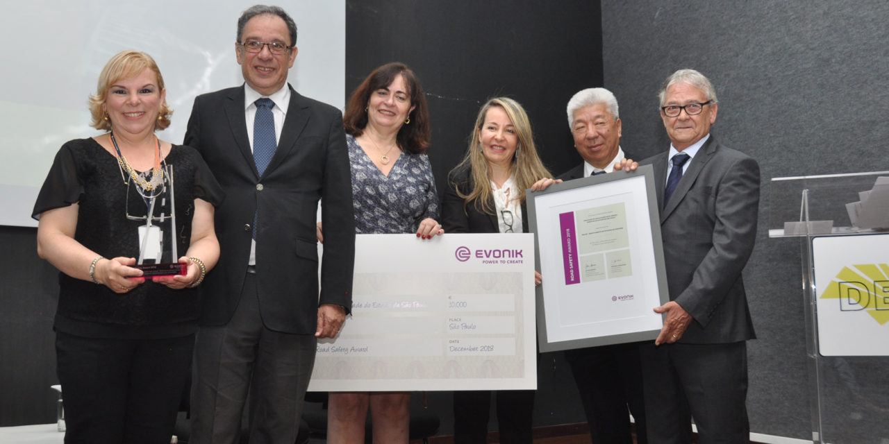 DER-SP vence premiação global da Evonik