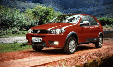 Fiat convoca recall de 81,7 mil veículos