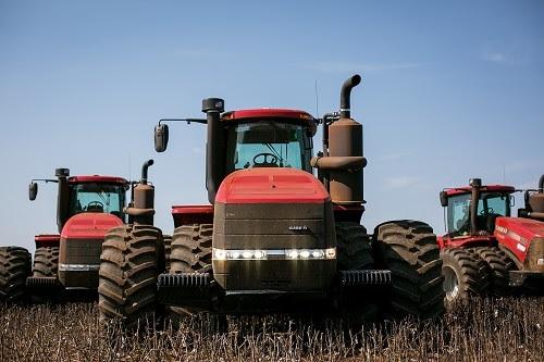 Mercado de máquinas agrícolas e rodoviárias recua 6,3% até outubro