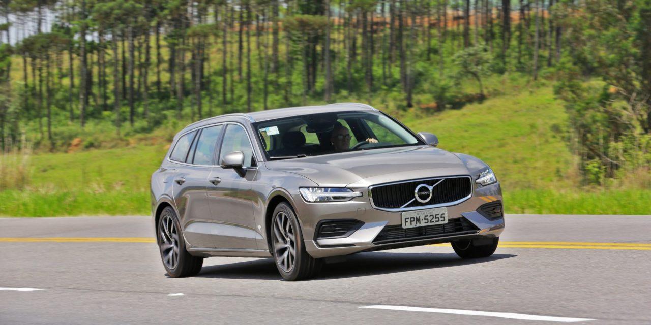 Volvo Cars amplia vendas em 94%